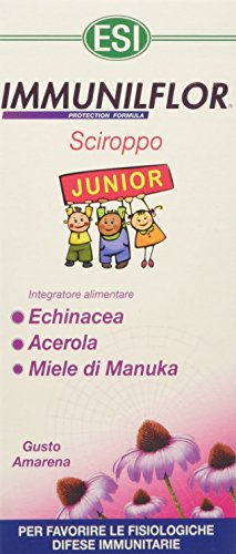 Esi Immunilflor Sciroppo Junior Integratore Alimentare - 180 ml