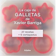 La caja de galletas de Xavier Barriga (SABORES, Band 108307)