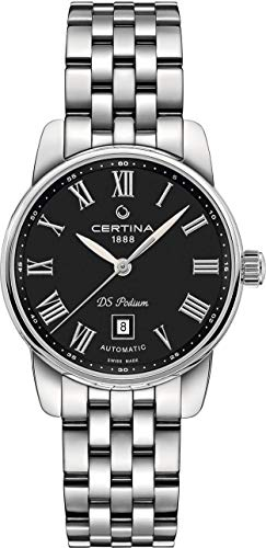 Certina Urban DS Podium Lady C001.007.11.053.00 Automatic Watch for women Classic & Simple