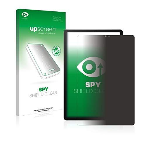 Clear Blickschutzfolie/Privacy für Samsung Galaxy Tab S5e (Sichtschutz ab 30°, Kratzschutz, selbstklebend) ()