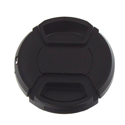 Smartfox Objektivdeckel Objektivklappe Objektivkappe Ø 62 mm mit Verschlussclip inkl. - Nikon D 700 Kamera