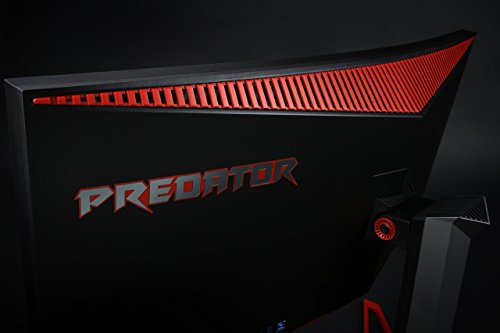 Acer Predator Z35 – 35″ – Ultrawide Curved Monitor - 7