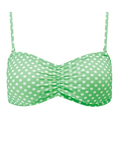 82b29507df Cotton Traders Bandeau Bikini Top Padded Womens Ladies Sexy Swimwear Beach  - Buy Online in Oman.