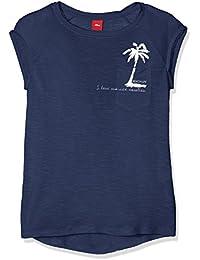 s.Oliver Mädchen T-Shirt 66.705.32.4824
