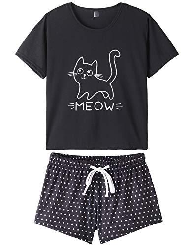 MyFav Summer Pyjamas for Women 2...