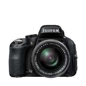 Fujifilm FinePix HS50EXR Fotocamera Digitale 16 Megapixel, Sensore CMOS EXR II, Zoom 42x 24-1000 mm, Stabilizzatore Meccanico, Batteria al Litio, Nero
