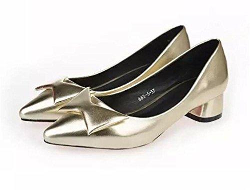 femmes-bouche-peu-profonde-avec-des-chaussures-a-talons-hauts-peau-de-peinture-singles-chaussures-go