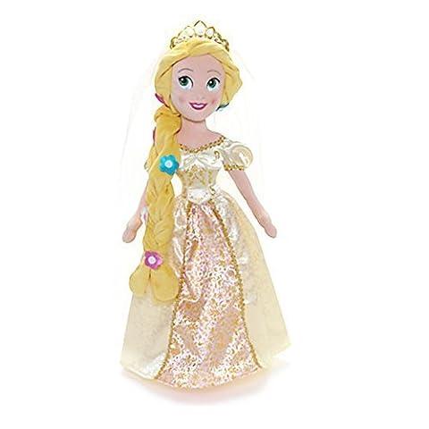 Rapunzel Couronne - Official Disney Princess Tangled Rapunzel 51cm Wedding