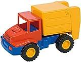 Lena 01226 - Mini Compact Müllwagen, ca. 12 cm