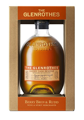 The Glenrothes Sherry Cask Whisky Single Malt - 700ml
