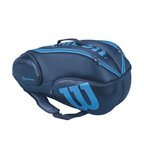 Wilson Vancouver Schläger Tasche, Ultra Collection–9Pack (Blau)