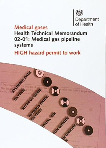 Medical gas pipeline systems: High hazard permit to work (Health technical memorandum)