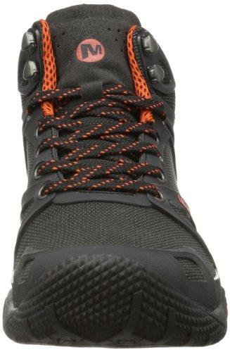 Merrell Proterra Mid Sport Gtx, Chaussures de Randonnée Basses homme Noir