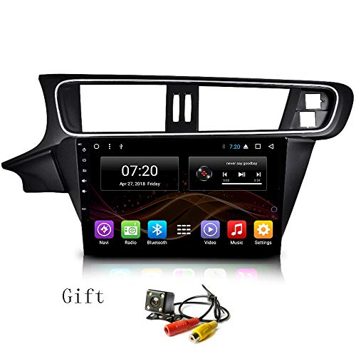 2.5D IPS Android 8.1 Octa Core Car DVD Radio GPS Navigation for...