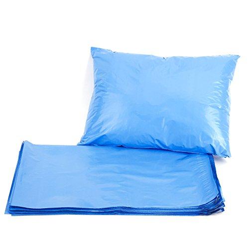 50buste postali in plastica, polietilene - resistenti, autosigillanti, imballaggio, confezione, buste, sacchi - varie dimensioni 9x12 inch pink