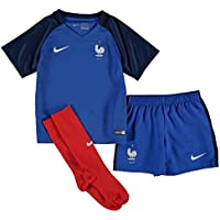 2016-2017 France Home Nike Mini Kit