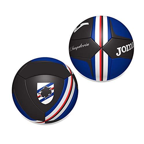 Joma 12 Pelotas Sampdoria 2019-20 Color Negro Azul