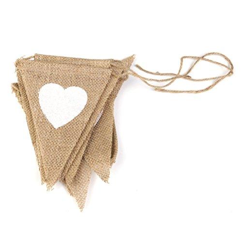 Pixnor-Cuore-bianco-della-tela-da-imballaggio-tessuto-Bunting-bandiere-dellannata-per-la-festa-di-nozze-275-m
