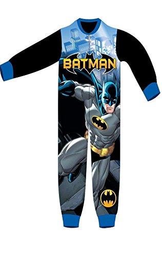 Batman - Pijama dos piezas - para niño gris 3-4 Años