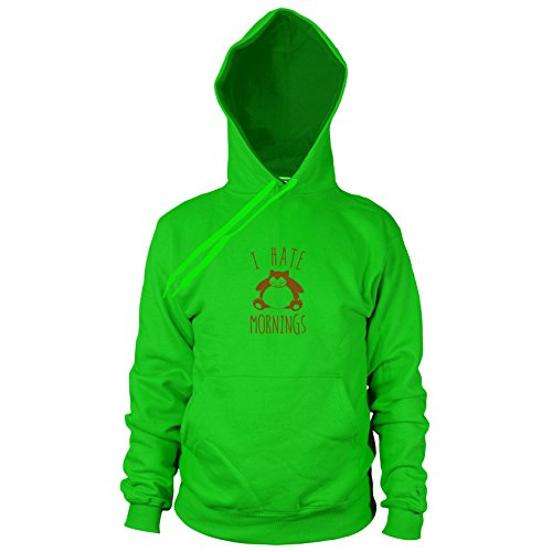 Preisvergleich Produktbild Snorl Mornings - Herren Hooded Sweater, Größe: XXL, Farbe: grün