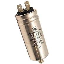 Genuino HOTPOINT CREDA INDESIT a37cex ct60V 8uf de condensador secadora C00194453