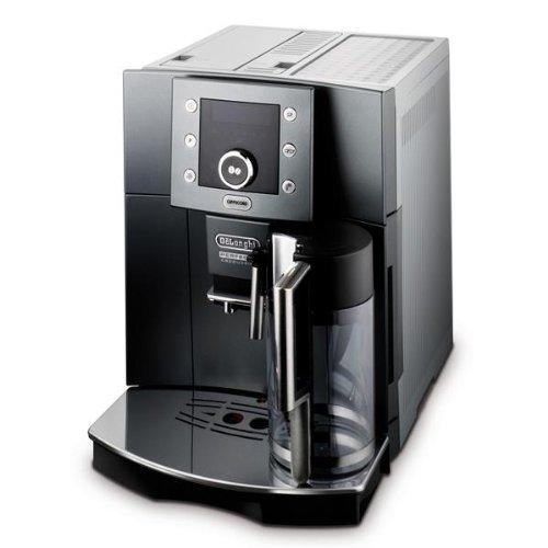 DeLonghi ESAM 5500.T Perfecta Cappuccino Kaffeevollautomat Titan