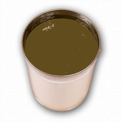 10 Liter Grün PU Polyurethan Bodenfarbe Betonfarbe Garagenfarbe Industrieboden PU Farbe von Brilliant Colors bei TapetenShop
