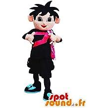 Mascota SpotSound Amazon personalizable Dora la Exploradora. Disfraz Dora la Exploradora