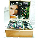 Pure Tea Tee Selection Holzbox