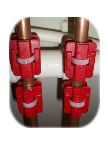 Magnetic Water Conditioner 4x Dissolvant...