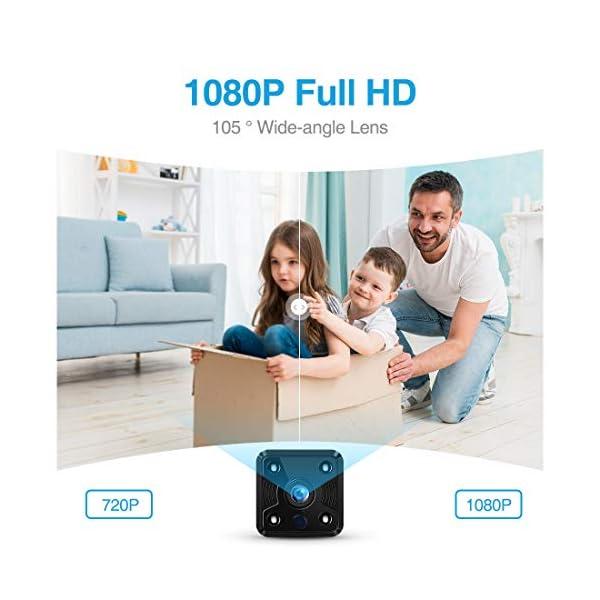 FREDI-HD1080P-WIFI-telecamera-Spia-videocamera-nascosta-Microcamera-Wireless-Mini-Camera-spia-microtelecamera-wifi-Hidden-Spy-Cam-Videocamera-di-sorveglianza-Interno-IP-telecamera-di-sorveglianza