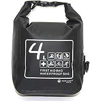 Wasserdicht Erste Hilfe Tasche - 4L Große Kapazität Trockene Tasche Wasserdichte Tasche Kann als Single Shoulder... preisvergleich bei billige-tabletten.eu