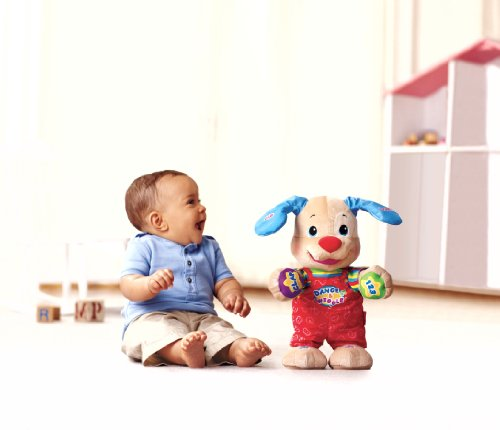 Image of Fisher-Price Laugh & Learn Dance And Play Puppy