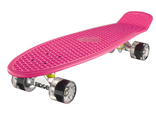 Preisvergleich Produktbild Ridge Skateboard Big Brother Nickel 69cm Mini Cruiser