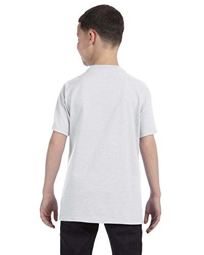 Canada Likes It On Top auf American Apparel Fine Jersey Shirt Aschgrau