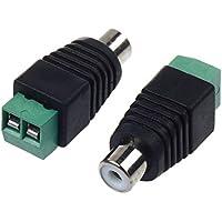 Suchergebnis auf Amazon.de für: RCA Cable - Lautsprecherkabel ...