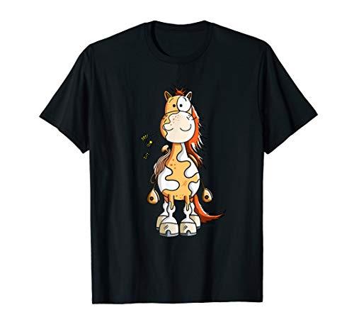 Pinto Westernpferd T Shirt I Pferd T-Shirt für Westernreiter