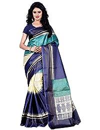 Trendz Style Taffeta Silk Printed Saree