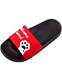 0e8deb9e6f441 Tongs, Accueil Chaussons Panda Pantoufles Chaussures Plage Sandales Unisexe  Hommes Femmes GreatestPAK