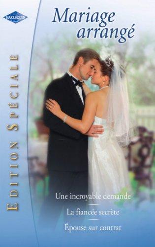 mariage-arrange-harlequin-edition-speciale