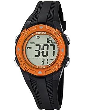 Calypso Jungen-Armbanduhr Digital Quarz Plastik K5685/3