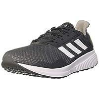 adidas Duramo 9 Men's Road Running Shoes, Grey (Grey Six/Ftwr White/Dove Grey), 43 1/3 EU