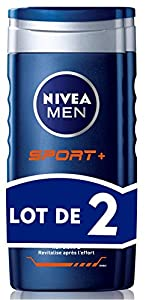 Nivea Men Gel Douche Sport+ 3en1 2x250 ml