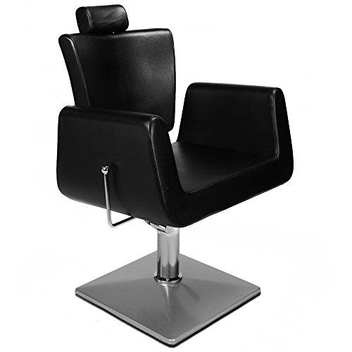 Poltrona sedia da barbiere professionale parrucchiere salone acconciature trucco truccatore visagista estetista estetica make-up 205168