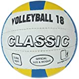 Gyronax Classic Volleyball, Size 4, (Pack of 1), Multicolour