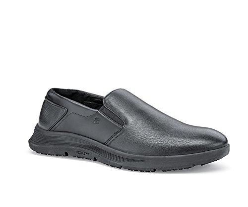 Shoes for Crews 46165-44/9.5 ARDEN Rutschhemmende Herrenschuhe, Federleicht, Größe 9.5 UK, Schwarz