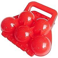 Queta Creative Snowball Maker - Pinzas de Bola de Nieve de Invierno para niños y Adultos (Color al Azar)