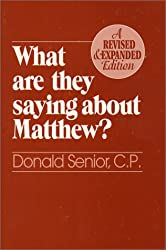What Are They Saying About Matthew? (W.a.T.S. About Ser.))