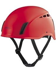 Beal Mercury - Casco de escalada, color rojo, talla Talla única