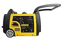 Générateur Champion 3100W Inverter essence Générateur de courant de secours Générateur UE avec radio Start